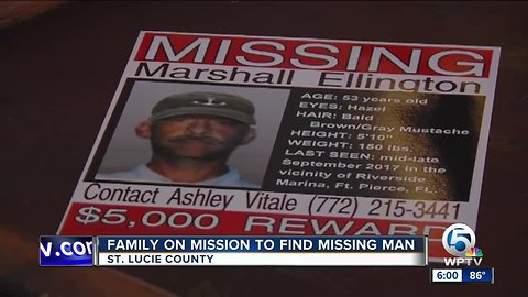 Family of missing SLC man desperate for answers