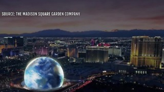 Unique arena coming to Las Vegas? - Video