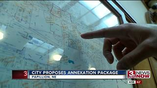 Papillion reveals annexation plan - Video