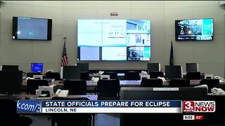 State officials prepare for Solar Eclipse - Video