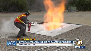 Explosive SDGE training conducted in fake town to save lives