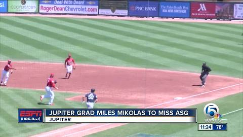 Cardinals pitcher, Jupiter native, Miles Mikolas' wife gives birth to twins