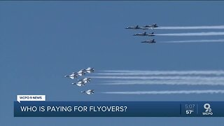 Flyovers aren't taking money from other uses