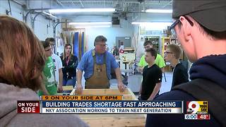 How a shortage of tradesmen affects you - Video