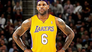 "LeBron James ""READY"" to Talk to Lakers - Video"