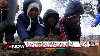 KCCG brings outdoor learning to metro schools - Video