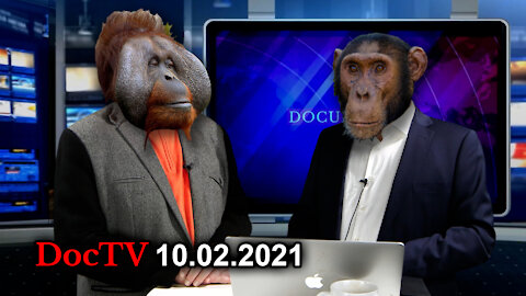 DocTV 10.02.2021 Planet of the Apes