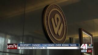 Property owners concerned about rising taxes - Video