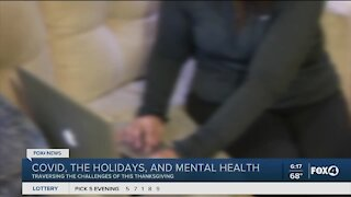 The Holidays, Covid and mental health