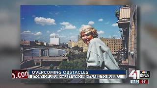 Story of journalist who ventured to Russia - Video