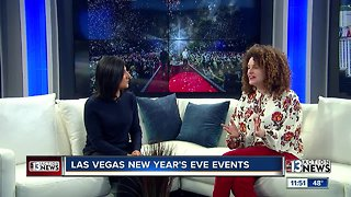 LV New Year's Eve Events with Melinda Sheckells