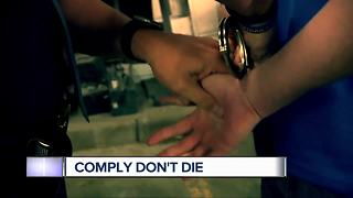 Comply don't die when confronted by police during a traffic stop - Video