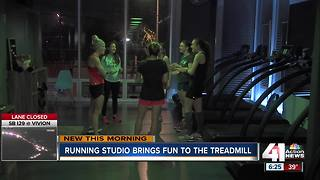 Running studio KC Endurance brings fun to the treadmill - Video