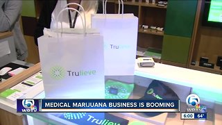 Cannabis company soaring - Video
