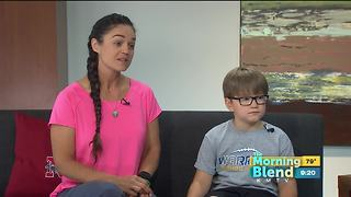Rebecca and Caden Campbell - Video