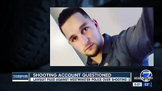 Lawsuit filed against Westminster police over shooting