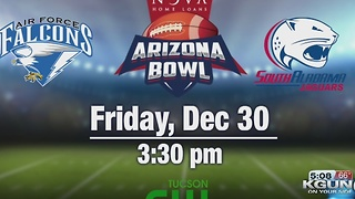 Nova Home Loans Arizona Bowl block party - Video