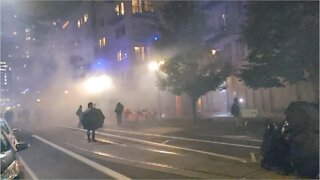 11 Arrested In Portland Riots