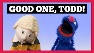 Sesame Street Introduces 'Todd', A White Male Muppet Who Is Blamed For Everything