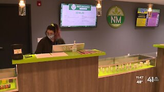 Nature Med medical cannabis dispensary opens in Gladstone