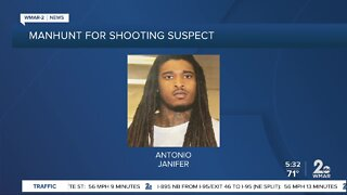 Suspect identified in officer shooting
