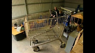 Shopping Cart Car - Video