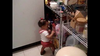 11-Month-Old Baby Hilariously Argues With Mom