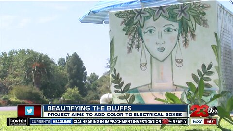 Beautifying the bluffs at Panorama Park