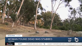 Carlsbad police: Woman found dead on hiking trail was stabbed to death