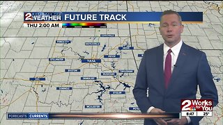 Chilly Wednesday morning forecast with sun returning