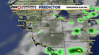 Warm & Mainly Dry Week Ahead - Video