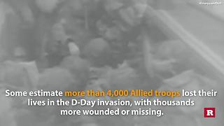 Fast facts about D-Day | Rare Military - Video