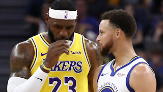LeBron James Secretly Tried To Recruit Steph Curry To Join Him On The Lakers During All-Star Break