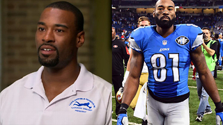 Calvin Johnson Reveals the Real Reason He QUIT on the Detroit Lions - Video