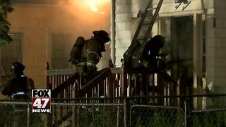 Authorities: Man, 2 children dead after Michigan fire - Video