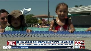 Dangerous myths of swimming in the Bakersfield heat you need to know - Video
