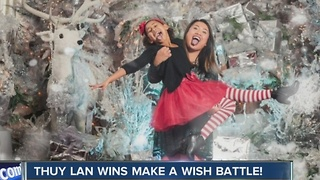 Buffalo wins Make-a-Wish 'Wish Battle' competition! - Video
