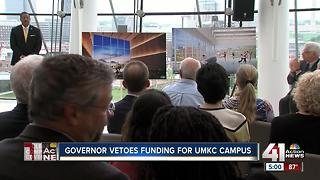 UMKC's Downtown Conservatory to get alt. funding - Video