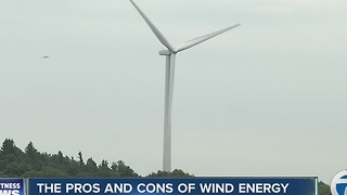 Pros and cons of wind energy - Video