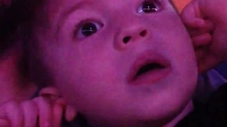 A 2 year-olds reaction to the opening of WWE Smackdown will make you smile, guaranteed! - Video