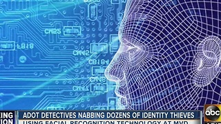 ADOT using technology to catch identity thieves - Video