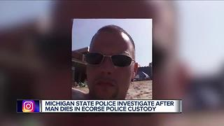 Man dies while in Ecorse police custody - Video