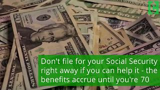 What you need to know about Social Security - Video