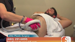 Elite Plastic Surgery: Non-invasive body sculpting, permanent fat reduction - Video