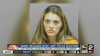 Suspects, officers identified from police-involved shooting in Mt. Airy - Video