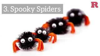 5 Easy Halloween Crafts You Should Make | Rare Life - Video