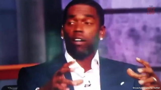 "Randy Moss Rips Anthem Protesters As ""Losers"" - Video"