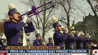 West Side thankful for Price Hill Thanksgiving Day Parade - Video