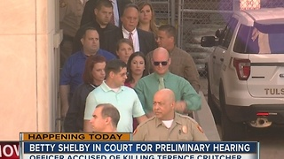 Officer Betty Shelby due in court for preliminary hearing - Video