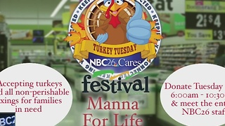 Turkey Tuesday 2016 - Video